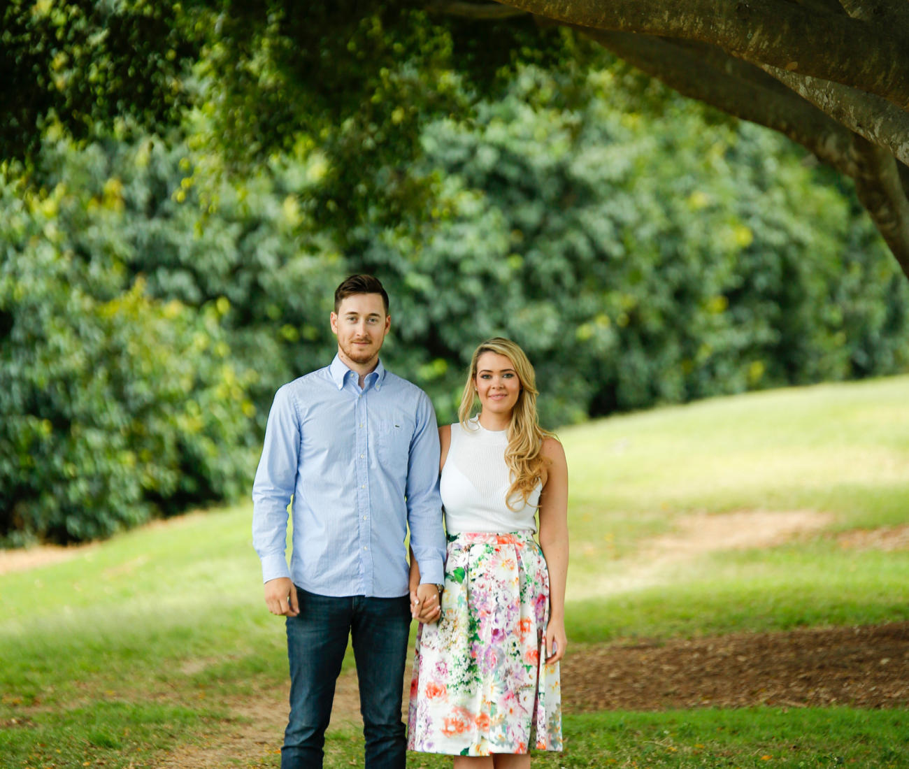 gold coast wedding photographer engagement shoot pizzey park  16